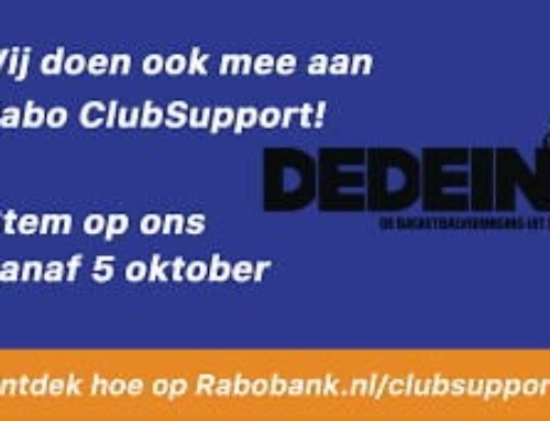 Rabo Club support. Stem op ons!