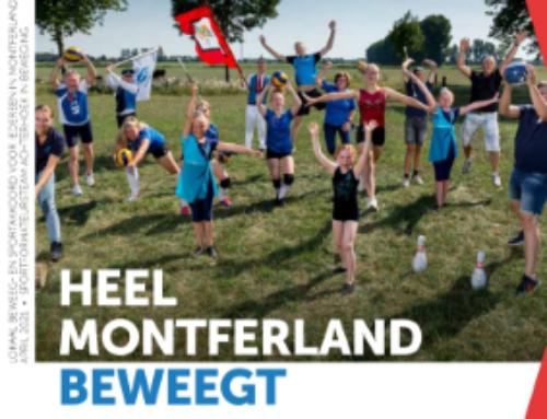 """Dedein ondertekend het sportakkoord """"Heel Montferland Beweegt!"""""""